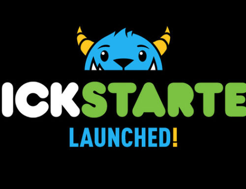 Kickstarter Campaign Launched!